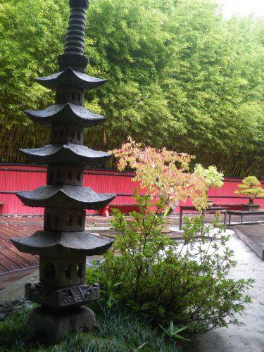 Parc Planet Exotica à Royan. Kids friendly et idéal pour sorties en famille. Jardin japonais