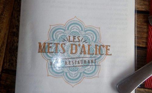 Restaurant Les Mets d'Alice idéal pour sorties en famille à Seignosse.