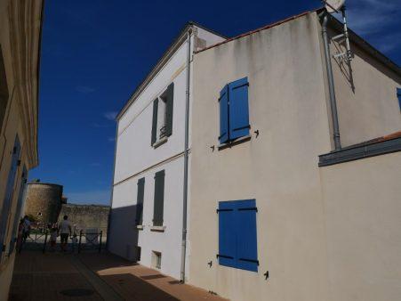 Fouras les bains en Charente Maritime, pour vacances en famille au bord de l'océan.