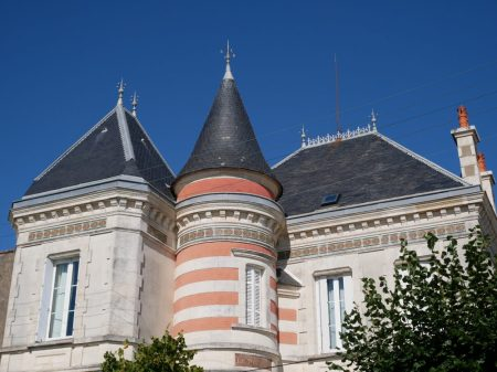 Fouras les bains en Charente Maritime, pour vacances en famille au bord de l'océan. Jolie tour