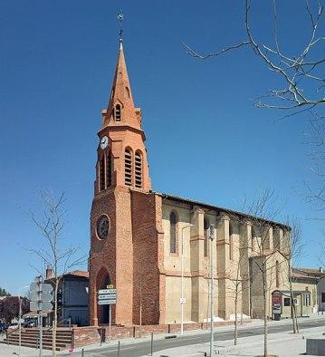 Balma - Eglise saint-Joseph